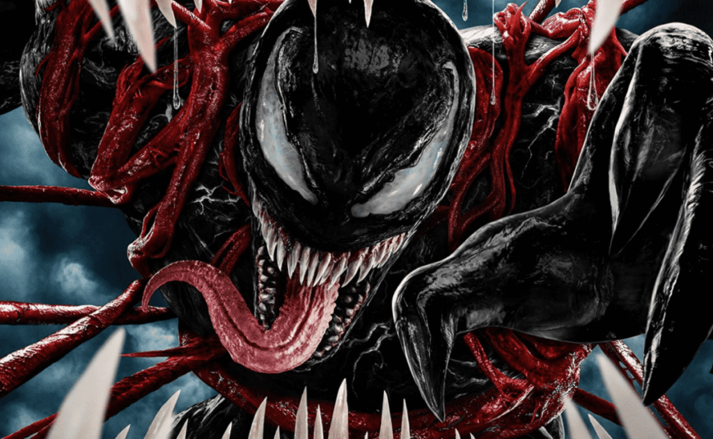 Venom: Let There Be Carnage lanza póster oficial